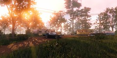 Morning / Mafia III (Den7on) Tags: mafia iii 3 new bordeaux hangar 13 2k czech lights road outdoor orleans country style car sunny city morning