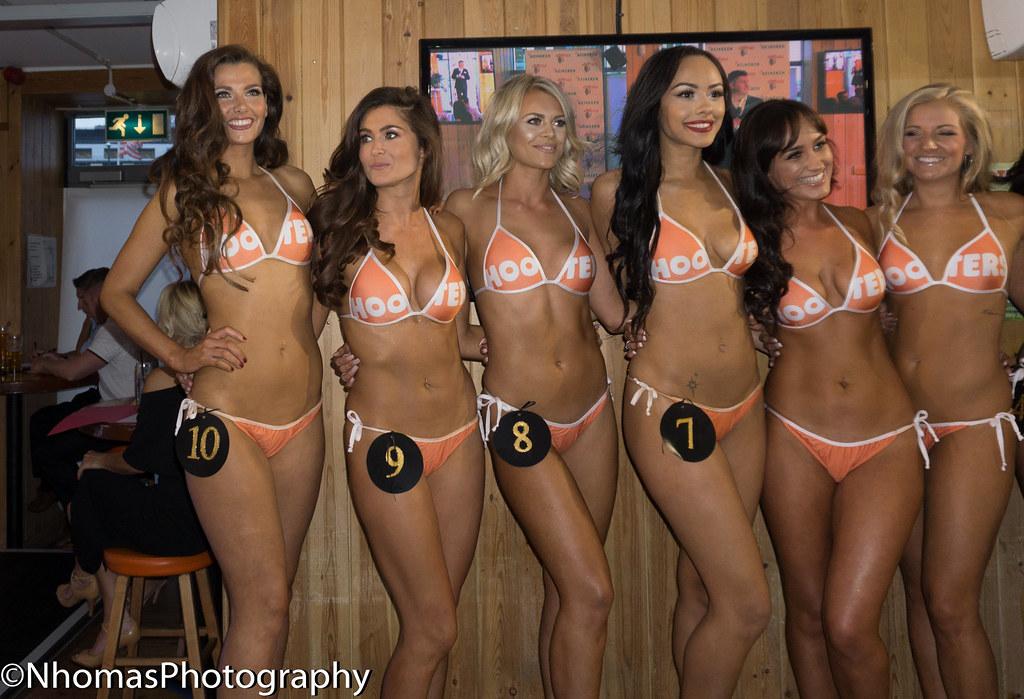 Hooters bikini contest lakeland