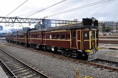 Transport Heritage Expo 2017 - -6 (john cowper) Tags: transportheritagensw centralrailwaystation transportheritageexpo heritagediesels nswrailmuseum 3642 3041 4001 mortuarystation entertainment queensbirthdayweekend sydney newsouthwales