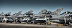 Marine Nationale Rafale's (Aviation-Pictures.co.uk) Tags: nato aircraft fast jet military aviation pictures dan foster