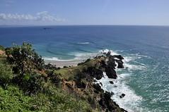 Cape Byron (Nawarona) Tags: ocean coast beach sea cliff byronbay pacific australia capebyron