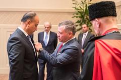سفراء جدد يؤدون اليمين القانونية أمام جلالة الملك عبدالله الثاني بمناسبة تعيينهم لدى عدد من الدول الشقيقة والصديقة (Royal Hashemite Court) Tags: الأردن جلالة الملك عبدالله الثاني اليمين الدستورية سفراء jordan kingabdullahii kingabdullah jordanian ambassadors