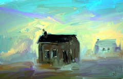 "Shanty Town (""Jimmer"" ( http://jim-vance.pixels.com )) Tags: shanty shantytown labdscape town"
