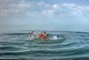 three men and a boat (stocks photography.) Tags: michaelmarsh whitstable leicam9p leica coast seaside sea beach threemenandaboat