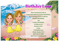 930004 (Osoq.com) Tags: wwwosoqcom invitation card caricature