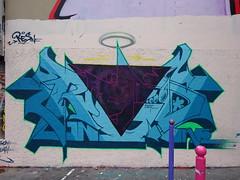 Res One (juin 2017) (Archi & Philou) Tags: resone graffiti lettrage fontaineauroi streetart paris11