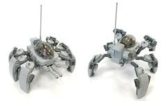 AT-RS 6 (naugem) Tags: lego atrs walker star wars eurobricks spider