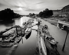 Richmond June 2017 (Nobuyuki.Taguchi) Tags: schneider kreuznach super angulon 65mm 4x5 crown graflex graphic fp4 iso64 richmond large format river riverside nisi nd nd1000 filter nisifilters