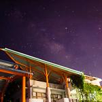夜晚的星辰,微微的銀河 thumbnail