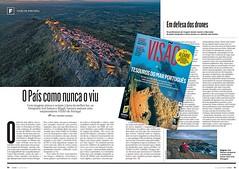 """Artigo sobre o projecto """"VISÃO de Portugal"""", em parceria com a Revista Visão e o Jornal da Noite da SIC, hoje nas bancas! Poderão seguir os vídeos, de segunda a sexta, no Jornal de Noite (perto das 21h15), nos sites da VISÃO (http://bit.ly/VISAOPT) e SIC (Joel Santos - Photography) Tags: artigo sobre o projecto visãodeportugal em parceria com revista visão e jornal da noite sic hoje nas bancas poderão seguir os vídeos de segunda sexta no perto das 21h15 nos sites httpbitlyvisaopt notícias httpbitlyvisaoptsic como sempre aqui na minha página magali tarouca fotografia serão 40 episódios portugal não perder joel santos"""