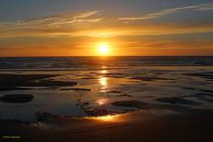 CER4703 (Fransang) Tags: zonsondergang zee strand beach sun sea noordwijk sunset zon
