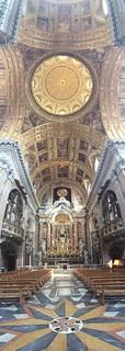 The Church of Gesù Nuovo