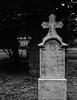 Old swabien tomb (nEjmEd) Tags: pentax67 dunaharaszti arculat ortho rolleiato21 orthochromatic feketefehér hungary síremlék emlékpark oldcemetery tomb german swabian schwäbisch