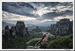 Monasterios de Meteora (doctorangel) Tags: doctorangel doctor angel meteora grecia greece monasterio moni rossenau rosseanu kalambaka monastery pinnaclephotography flickraward