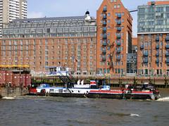 SCH 2637 (ENI 05800980) (Parchimer) Tags: schubboot pushboat towboat pousseur pchacz duwboot spintore empurradorfluvial binnenschiff tolómotorhajó pushertug hamburg elbe hafen