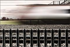 Post Merger. (-Metal-M1KE-) Tags: merger post postmerger pendolino richardbransonsbeard overexposed wcml trentvalley highspeed passengertrain palisadefencing nwobrp newwaveofbritishrailwayphotography canoneos5dsr zeissplanart1450ze livelongandprosper virgin