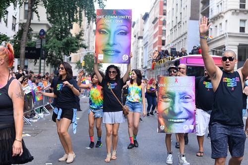NYC Pride 2017