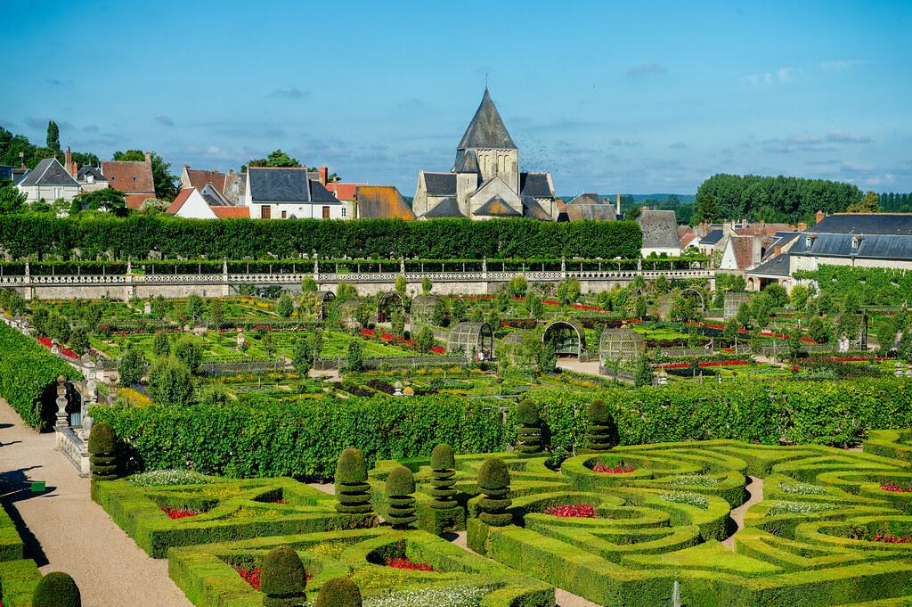 The world 39 s best photos of jardin and villandry flickr for Jardin villandry
