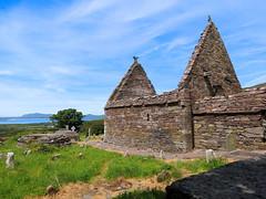 2017 Ireland - Dingle Peninsula - Kilmalkedar (murphman61) Tags: ireland éire eire kerry chiarraí county chorcadhuibhne gaeltacht earlychristian medieval church ecclesiastical saints ancient ruin corkaguiny ciarraí