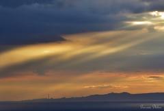 Sky (Sumarie Slabber) Tags: skies sky clouds manila philippines seascape ocean weather sun light landscape nature sumarie slabber sunset