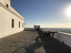 Fortaleza del Cerro (Andrés Bentancourt) Tags: uruguay mvd mdeo montevideo sky outdoors landscapes city urban cityscapes south america canon fort fortress fuerte fortaleza militar old historic colonial
