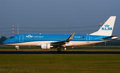 KLM E-175STD PH-EXN (Harry Stewart (EDI)) Tags: klm embraer schiphol e175