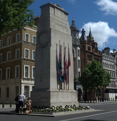 The Cenotaph, Whitehall, London (Tony Worrall) Tags: london south southeast capital city southern uk update place location visit attraction open england english british unitedkingdom stream tour county country capture outside outdoors caught photo shoot shot picture captured monument memorial made sculpture art publicart war wartime street thecenotaph whitehall