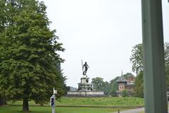 Bruselas (Bélgica) (littlecastle96) Tags: geografíahumana bélgica bruselas edificio monumento turismo fuente fountain statue estatua park parque
