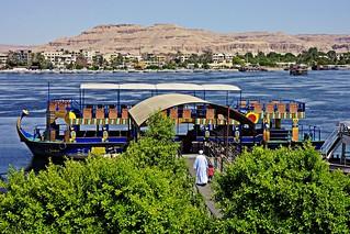 Luxor, Egypt - Nile Valley