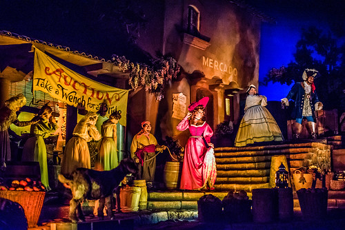 Pirates of the Caribbean in Disneyland