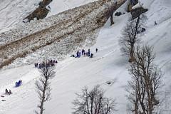Snow 29 ... (Bijanfotografy) Tags: nikon nikond800 nikon180mm28afd india mountainside snow sonamarg kashmir jammukashmir jk
