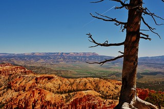 Overlooking Bryce Canyon and Beyond