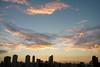 Linha de céu (Ha1000) Tags: skyline cidade urbana céu nuvem poente edifício building contraste contraluz backlight silhouette sãopaulo