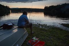 Passionate young fishermen (morpholux) Tags: pêcheurs lacbrunante garçons boys fishing