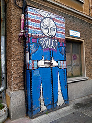 Streetart in Plovdiv (jann.haemers) Tags: graffiti streetart art city plovdiv bulgaria europe europa bulgarije street