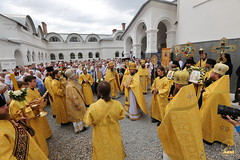 086. The Feast of Saint John, Wonder-worker of Shanghai and San Francisco in Adamovka Village / Свт. Иоанна Шанхайского в Адамовке 02.07.2017