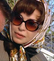 Anna Galiena 3 (foulard55) Tags: annagaliena film scarf headscarf tuch kopftuch sunglasses foulard