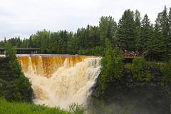 Kakabeka Falls (cj_hunter) Tags: kakabekafalls kakabeka falls waterfall water river nature natural ontario canada thunderbay