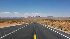 Road to the Valley (@lea.be) Tags: monumentvalley arizona usa viaggi travel traveller trip journey avventure mondo world wanderlust