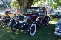 1931 Durant (Neal D) Tags: bc abbotsford milllake milllakecruisein2017 car auto automobile durant 1931