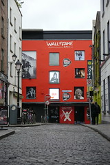 Wall of Fame (Izabela.L) Tags: dublin day design adventure walk art architecture passion red relax ireland trip magic motivation girl landskape contrast fun friend life coffee freedom