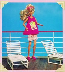 1989 Sun Lovin' Jazzie Doll #4088 (The Barbie Room) Tags: 1990s 90s 1980s 80s 1989 sun lovin loving jazzie barbie doll 4088 beach cruise resort
