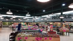 Business in the front, produce in the back! (Explored) (Retail Retell) Tags: superlo foods grocery store southaven ms desoto county retail former schnucks albertsons seessels corrugated metal decor interior seesselsbyalbertsons