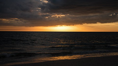 Grand Finish D7C_3866 (iloleo) Tags: sunset clouds scenic nature gulfofmexico florida bonitasprings nikon d750 beach seascape