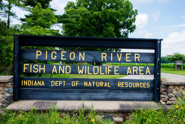 Pigeon River Fish & Wildlife Area - July 3 2017