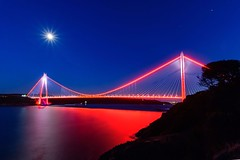 Yavuz Sultan Selim Köprüsü (Zeki Öztürk) Tags: yavuzsultanselim brücke köprü mavisaatte yolcu71 zekiöztürk türkei turkey türkiye istanbul yavuzsultanselimköprüsü