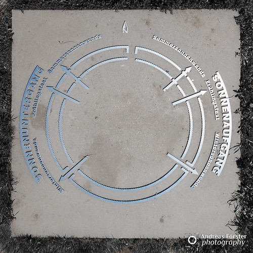 Sonnenobservatorium Goseck / Goseck circle