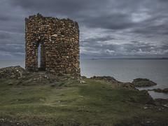 Elie Ruin close up (fraserwatson2) Tags: scotland elie fife coast coastal path walk sea outside outdoors lumix gx80 gx85 mirrorless uk ruins history