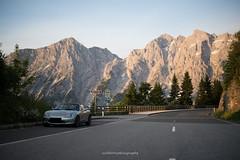 MX-5 Sunrise (eschborn.photography) Tags: eschborn eschbornphotography mx5 mazda miata 2004 nb fl alpen alps nikon d750 fx car japanese germany july 2017 scenery road tuning tuned