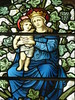 Virgin & Child (Granpic) Tags: staffordshire leek leekchurch allsaintsleek eastwindow virginchild stainedglass vidreriadecolores vitrail artscrafts morriscolondon burnejones